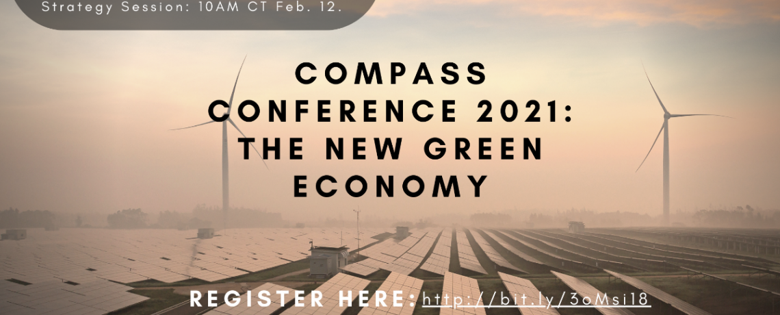 2021 New Green Economy Compass Conference